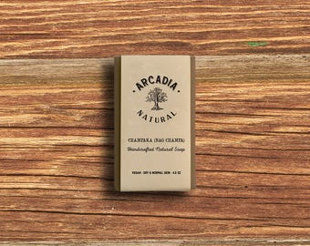 Champaka (Nag Champa) Soap, Cold Process Soap, Moisturizing body soap, Natural Soap, Vegan Soap, Handcrafted Soap Bar