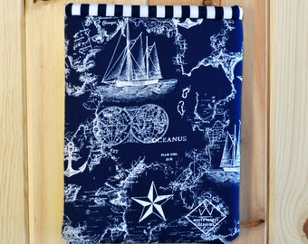 Book Snuggie - Nautical Travels