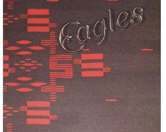 The Eagles Original 1976 Hotel California US World Tour Concert Program Book M-