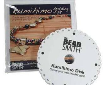 Round Kumihimo Disc