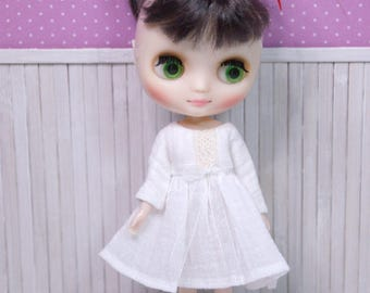 Bamboo dress for Middie Blythe
