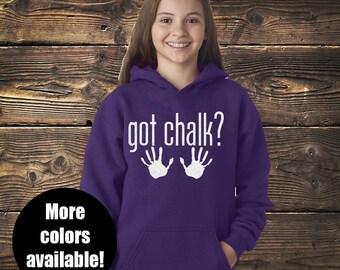 Got Chalk Gymnastics Hoodie