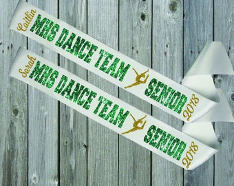 BLACK SASH MHS Senior Dance Team