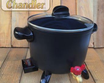 Presto Pot Large (5 qt) Professional Wax Melter w/Easy Spout!