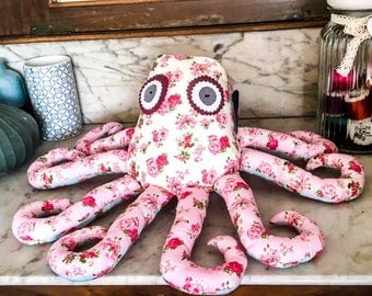 Child octopuzi Octopus Plushie