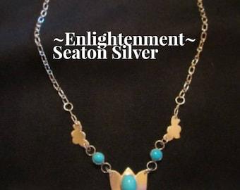 Sleeping Beauty Mine Turquoise 'Enlightenment'