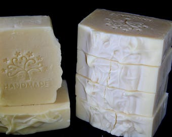 Black Chamomile with Chamomile Extract Cold Process Soap