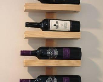 Wall-mounted Wine Rack