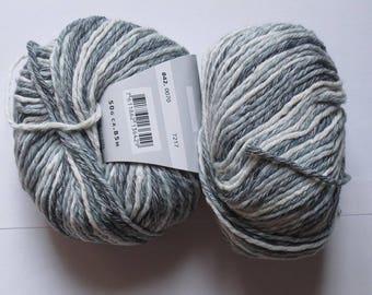 11 skeins cotton fancy Primavera 0070 Lang Yarns
