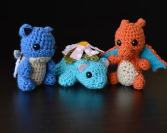 Crochet Pokemon!