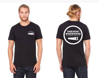 Timberknot Woodworking T-Shirt