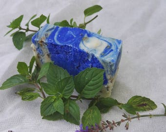 Salt natural soap wellness handmare nature cosmetics