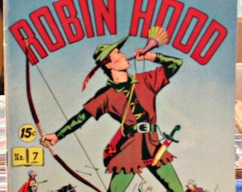 Robin Hood # 7