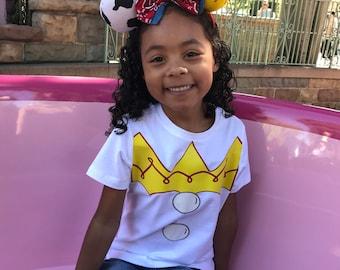 Jessie Ears, Toy Story, Disneyland, Disney World, Mickey Ears, Halloween, Disney, Ears