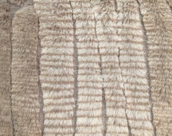 Luxe Cuddle Dune in Stone from Shannon Fabrics