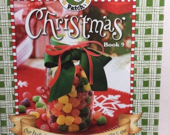 ON SALE Gooseberry Patch, Christmas Book 9, Christmas Recipes, Gifts to Make or Give, Honey Jars, Cookies, Paper Crafts, Christmas Ornaments