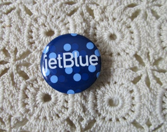 Jet Blue Airline Pin