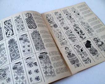 Needlecraft Patterns, vintage Craft and Sewing pattern Order Catalogue Catalog