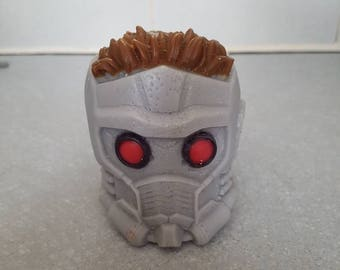 Starlord candle head