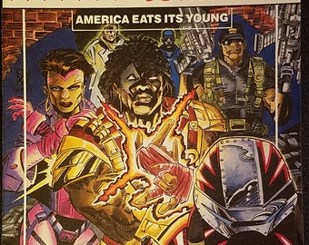 Blood Syndicate #1 (1993) Comic Book