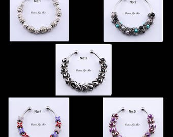 Set of charms  Beads for your  bracelets - 5 different sets available to choose from