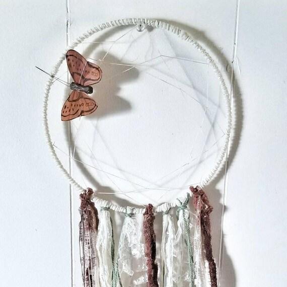 Butterfly Garden Dream Catcher