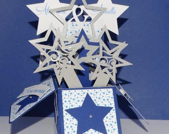 Share wedding pop up star