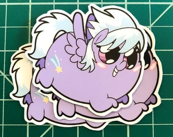Pony Chubs! Cloud Chaser Sticker
