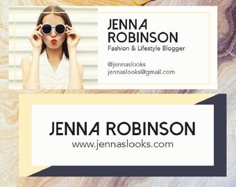 Mini Customizable Business Card | Moo.com Compatible