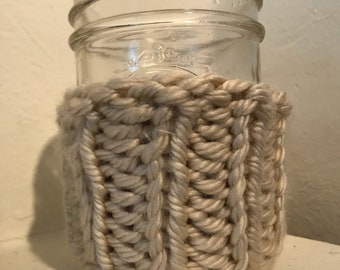Knit Coffee Sleeve