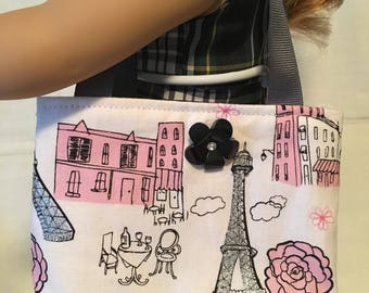 Sweet Paris Doll Tote