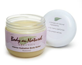 Intense Hydration Body Butter Rosewood