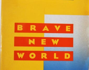 Brave New World by Aldous Huxley, Copyright 1932, 1989 Edition