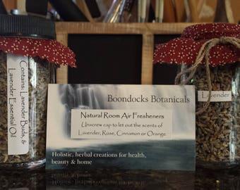 Herbal Air Fresheners