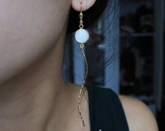 Earrings SATIS [silver plated]