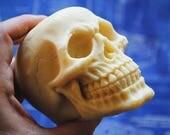 XXL Human skull soap-halloween soap