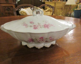 BAVARIA TIERA CASSEROLE Bowl with Lid