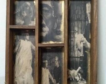 Bride of Frankenstein Mod.3 Cabinet of curiosities