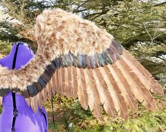 Hawkman Wings