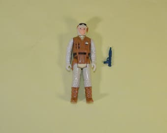 Rebel Soldier vintage action figure from 1980 by Kenner Star Wars ESB