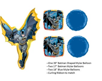 Batman Balloon Set