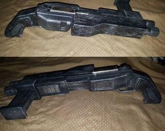 Star Wars Battlefront Slugthrower/Scattergun replica prop blaster