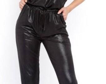 Vero Moda Black Jumpsuit