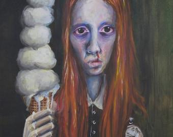 Ice Cream Painting