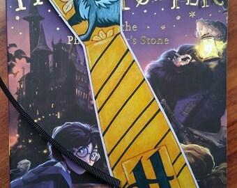 Harry Potter Hufflepuff House Handmade Bookmarks
