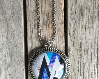 CLEARANCE Round Pendant