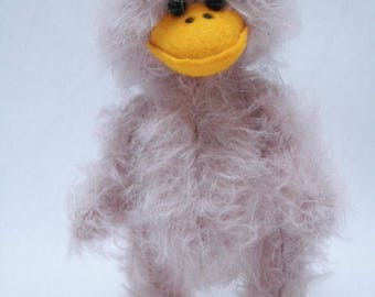 Dolly that crazy chicks OOAK artist bear