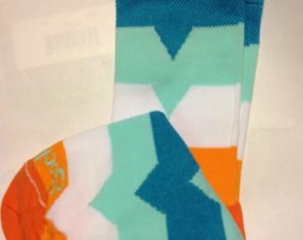 Art Socks,POP ART Socks,Totoro or EKG, Brilliant Pop Multi-Colors,Artists,Unisex Socks, Gift for Men