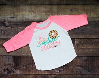 It's Cookie Season Raglan | Girl Scouts