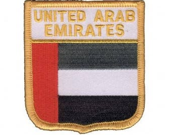 United Arab Emirates Patch (Iron on)
